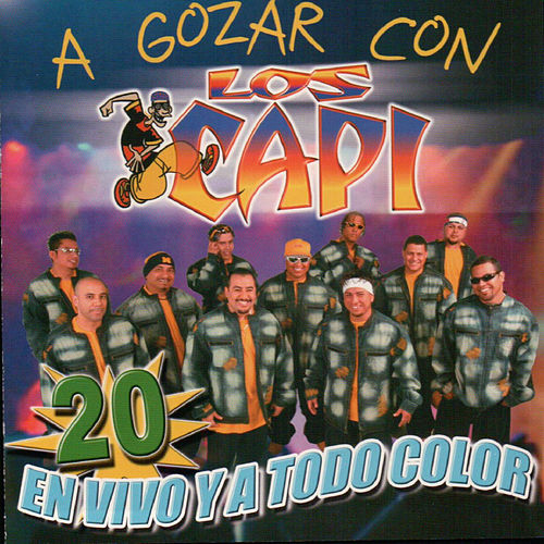 En Vivo y a Todo Color by Los Capi