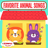 Favorite Animal Songs by The Kiboomers