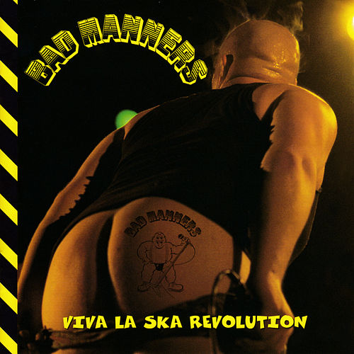 Viva La Ska Revolution by Bad Manners