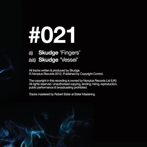 Fingers / Vessel by Skudge