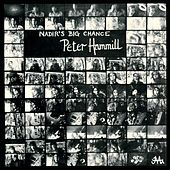 Nadir's Big Chance by Peter Hammill
