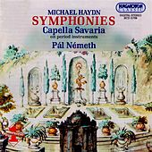 Haydn, M. : Symphonies in D Major, A Major and G Major by Capella Savaria