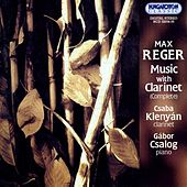Reger: Music With Clarinet (Complete) by Csaba Klenyan