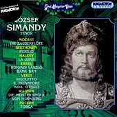 Simandy, Jozsef: Tenor Arias and Duets by Jozsef Simandy