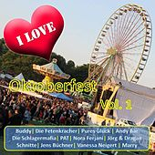 I Love Oktoberfest, Vol. 1 by Various Artists