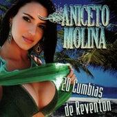 20 Cumbias De Reventon by Aniceto Molina
