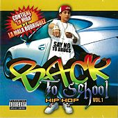 Back To School Hip Hop Vol.1 by Various Artists