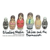 Blueline Medic / Ted Leo & the Pharmacists Split EP by Various Artists