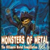 Monsters of Metal Vol. 6 by Various Artists