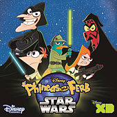 Phineas and Ferb Star Wars by