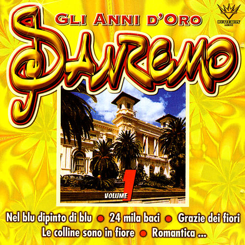 Festival Di Sanremo Vol. 1 by Various Artists