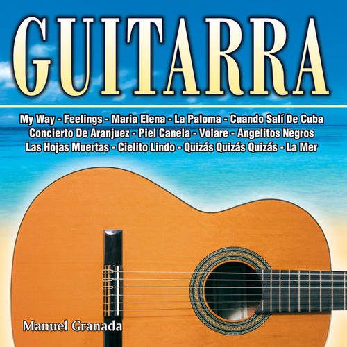 Guitarra by Manuel Granada
