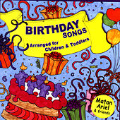 Birthday Songs – Songs in Hebrew for Children & Toddlers by Various Artists