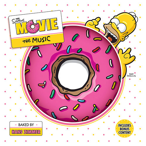 The Simpsons Movie: The Music by Hans Zimmer