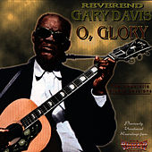 Glory: The Apostolic Studio Sessions by Reverend Gary Davis