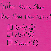 Silber Hearts Mom by Various Artists