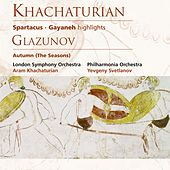 Khachaturian: Spartacus and Gayaneh highlights etc by Various Artists