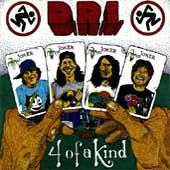 4 Of A Kind by D.R.I.