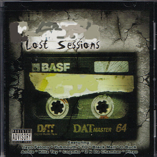 Lost Sessions by Various Artists