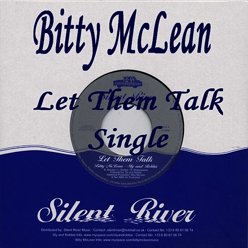 Let Them Talk by Bitty McLean