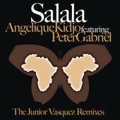 Salala - The Junior Vasquez Remixes by Angelique Kidjo