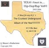 Da Crunkest Underground Album of the Year!!!! by G.Mason's Productions