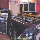 R&B Beats & Instrumentals Vol#2 by G.Mason's Productions
