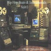 (2nd Edition) Hip-Hop Beats & Instrumentals Vol#3 by G.Mason's Productions