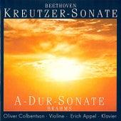 Kreutzer-Sonate Von Beethoven & A-Dur-Sonate Von Brahms by Erich Appel