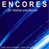Encores Für Violine Und Klavier by Erich Appel