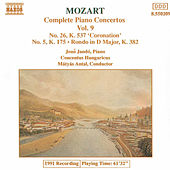 Complete Piano Concertos Vol. 9 by Wolfgang Amadeus Mozart