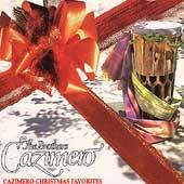 Cazimero Christmas Favorites by The Brothers Cazimero