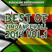Best of Zimdancehall 2014, Vol. 1 (Punchline Entertainment Presents) by Various Artists