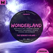 Wonderland Remixes, Vol. 01 by Roy Phillips
