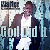 God Did It (feat. Sharon Manyonganise) by Walter