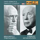 Braunfels: String Quintet, Op. 63 - Strauss: Metamorphosen, TrV 290 by Various Artists