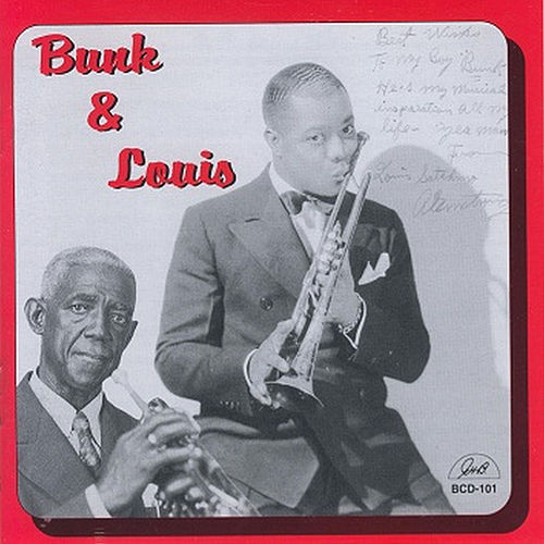 Bunk & Louis by Bunk Johnson