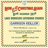 Now It Is Christmas Again by Garrison Keillor
