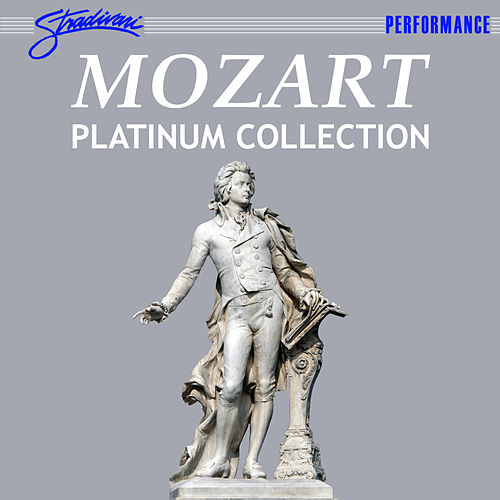 Mozart Platinum Collection by Various Artists