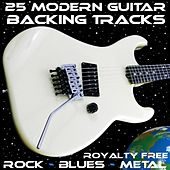 25 Modern Royalty Free Guitar Backing Tracks Rock Blues Metal Jam by Premium Guitar Backing Tracks