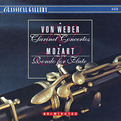 Von Weber: Clarinet Concertos - Mozart: Rondo for Flute by Various Artists