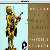 Mozart: String Quartets Nos. 1-13 by Festetics Quartet