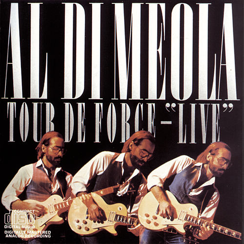 Tour De Force - Live by Al DiMeola