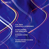 C.P.E. Bach: Concertos & Symphonies by Various Artists