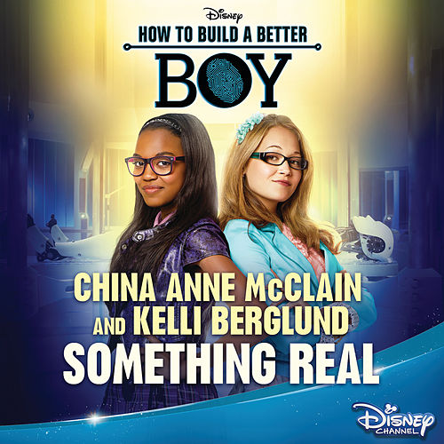 Something Real by China Anne McClain