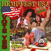 Vote Yes Hempfest USA by Various Artists
