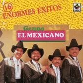 16 Enormes Exitos Mi Banda El Mexicano by Mi Banda El Mexicano