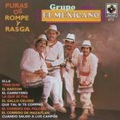 Puras De Rompope Y Rasga by Mi Banda El Mexicano