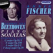 Beethoven: Complete Piano Sonatas, Vol. 7: Nos. 2, 16, 24, and 30 by Annie Fischer