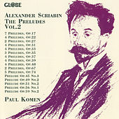 Scriabin: The Preludes Vol. 2 by Paul Komen